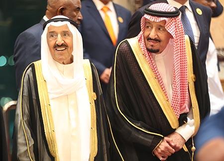 مسؤول فلسطيني: السعودية والكويت أكثر GettyImages-11472024