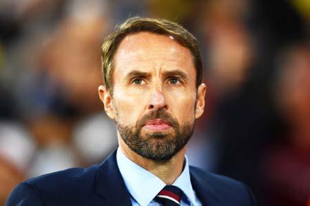 ساوثجيت يطالب إنجلترا بالتخلص الأخطاء