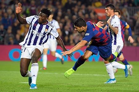 مدافع غاني رادار ريال مدريد
