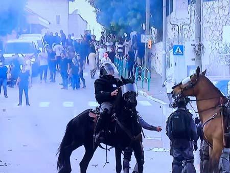 الشرطة تستعد لاحتجاجات متوقعة محاكمة