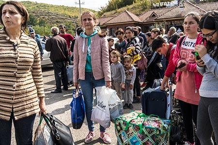 أذربيجان وأرمينيا تخوضان اشتباكات جديدة