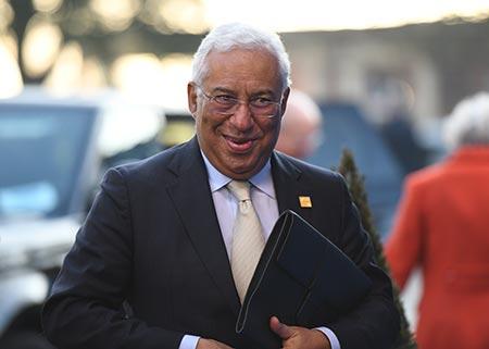 رئيس وزراء البرتغال يستأنف نشاطه