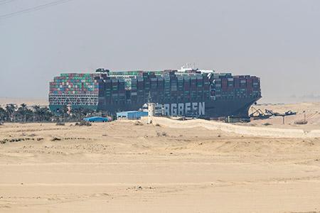 السيسي: المصريون نجحوا إنهاء أزمة GettyImages-12319845