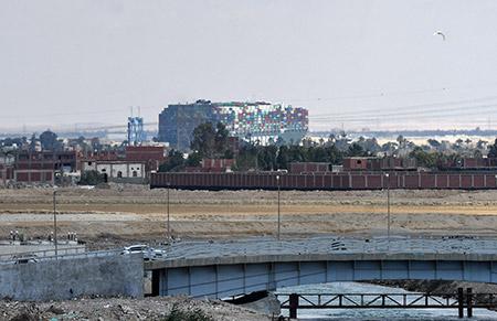 السيسي: المصريون نجحوا إنهاء أزمة GettyImages-12319848