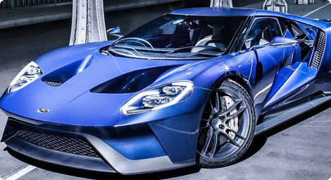 The Ford Gt Achieved A Historic Victory Over Its Rivals Ferrari And Others In The Racing Races And Rose Up In The Name Of Ford Around The World And Set