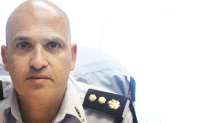 قائد شرطة الطيبة:سنضع كل جهودنا لانجاح رمضان ماركت بالطيبة