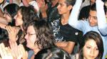 حفلة هيب هوب وراب في الباك دور حيفا  2009