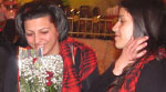 حفلة عيد الحب عماد وسوف الناصرة 2009