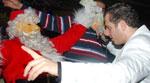 حفلة الميلاد في بعلبك كفرياسيف  2009