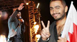 حفلة رأس السنة تامر حسني البحرين 2012